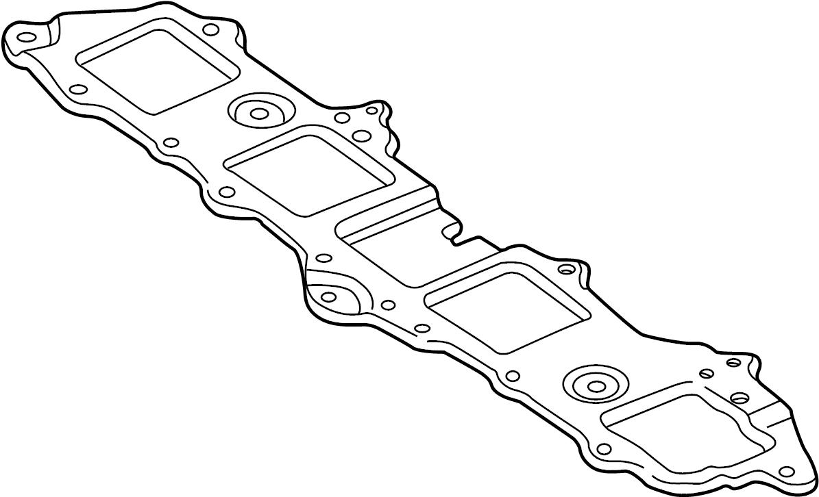 Chevrolet Silverado 2500 HD Ignition Coil Mounting Bracket