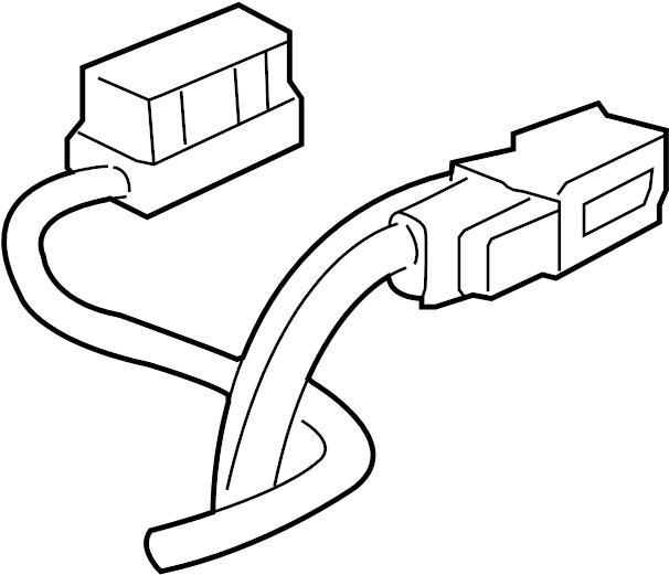 Pontiac Torrent Engine Wiring Harness. 3.6 LITER