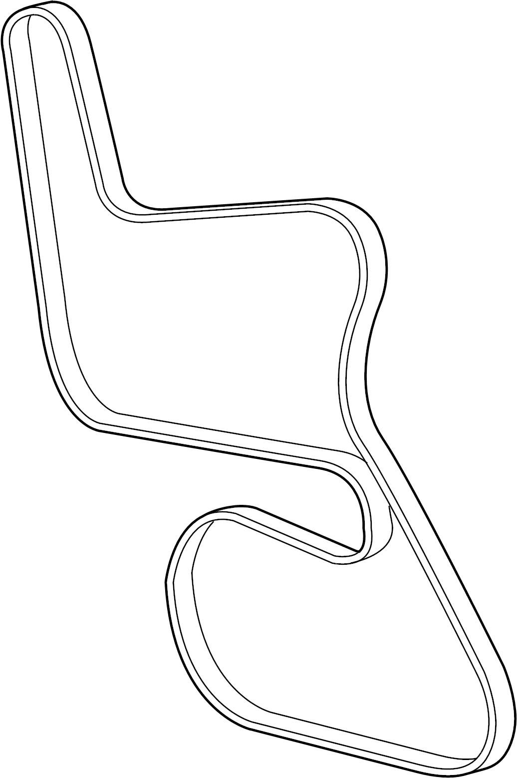 Buick Terraza Serpentine Belt