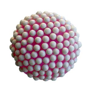 Susan Pietzsch 'Paste di Mandoria' 2004 Brooch - cast porcelain, acrylic