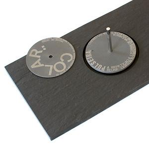Cristina Filipe 'Jewellery Box' 1991. Object; iron, steel, slate