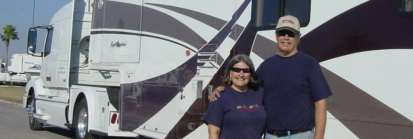 Jack and Danielle Mayer Jack & Danielle hit the road in 2000 at the age of 48. They're now entering retirement, and provide a lot GREAT tech on the road content.