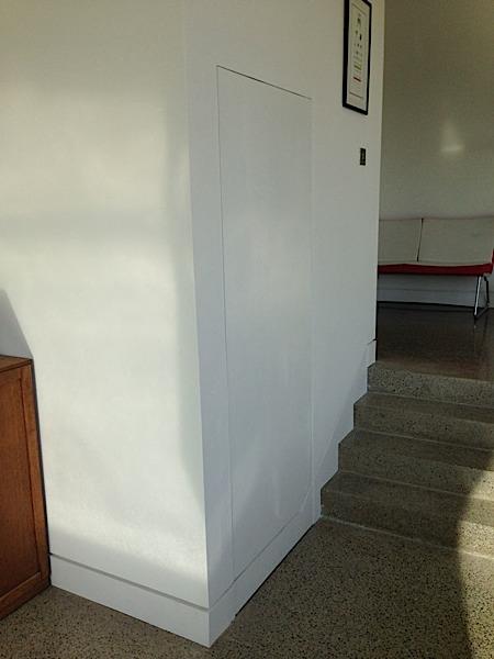 Door Under The Stairs Finally Completed Jackdaw Ridge