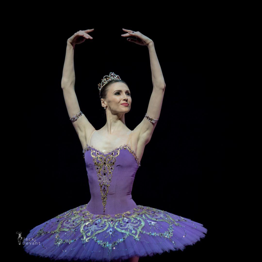 Dancer Zakharova Svetlana