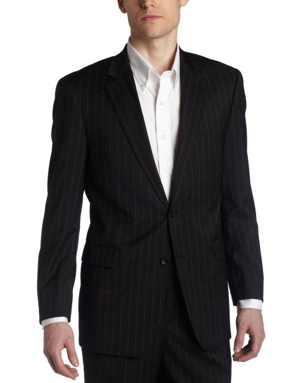 Cheap Black Suit Jacket - La