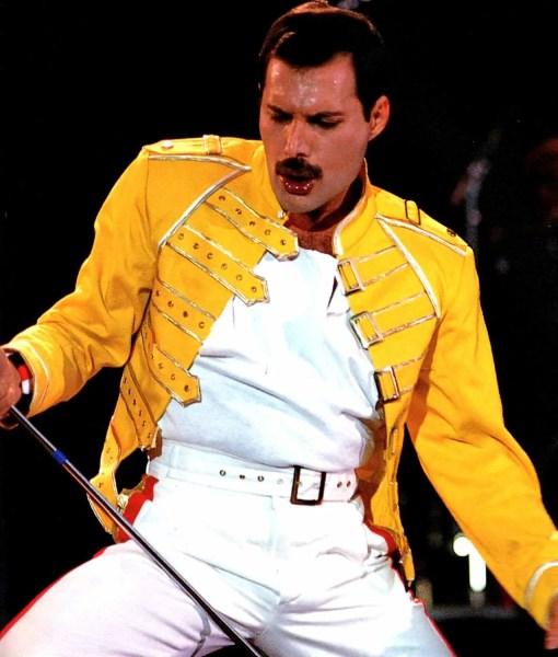 freddie-mercury-yellow-leather-jacket