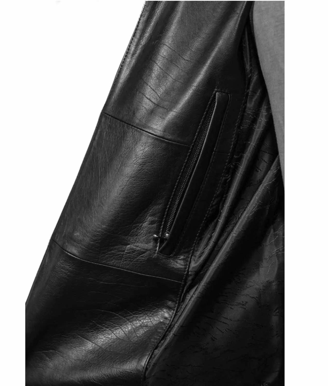 Venom Snake Mgsv Leather Jacket Jackets Creator