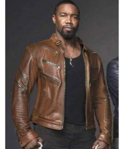 bronze-tiger-leather-jacket