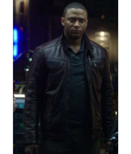 arrow-david-ramsey-brown-leather-jacket