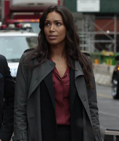 deception-season-2-kay-daniels-coat