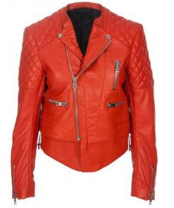 kristen-stewart-red-leather-jacket