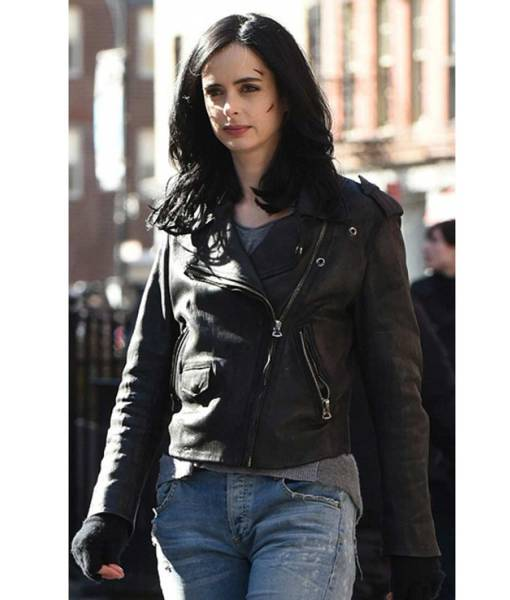 krysten-ritter-jessica-jones-leather-jacket