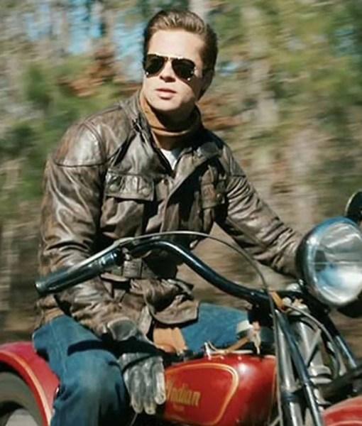 brad-pitt-motorcycle-leather-jacket