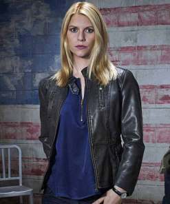 carrie-mathison-leather-jacket