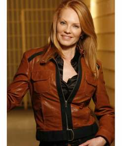 csi-catherine-willows-leather-jacket