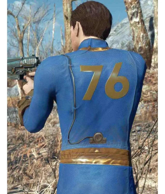 Fallout 76 Jacket The Vault Fallout Jacket Jackets Creator