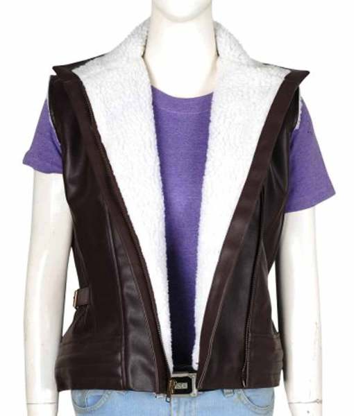 laurie-holden-the-walking-dead-vest