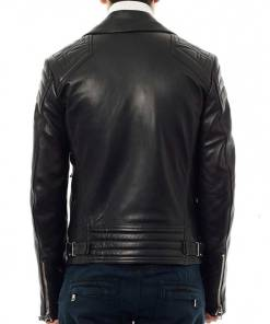 robin-thicke-biker-leather-jacket