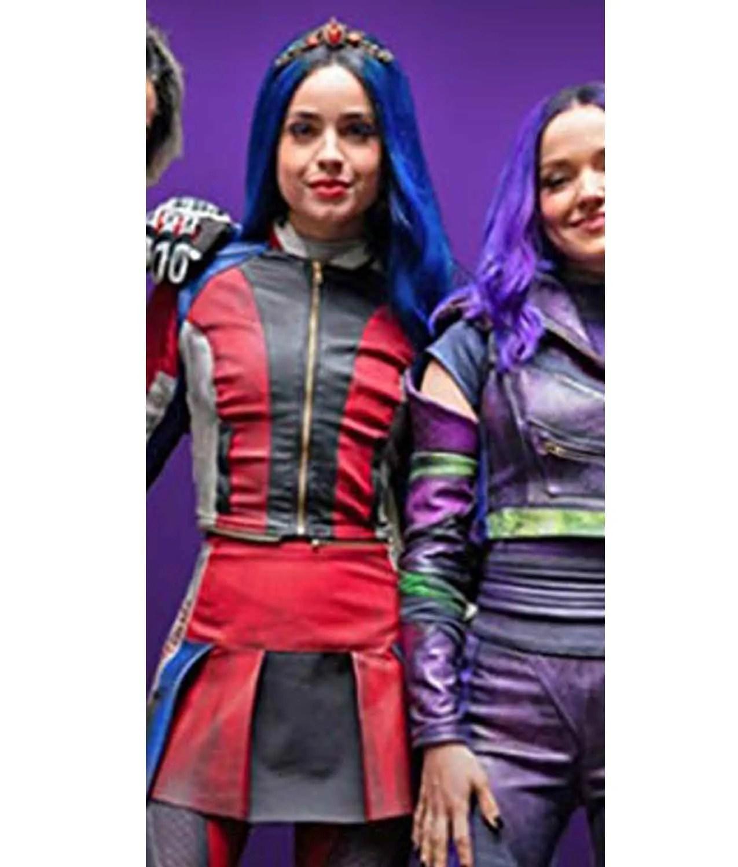 Sofia Carson Descendants 3 Evie Jacket - Jackets Creator