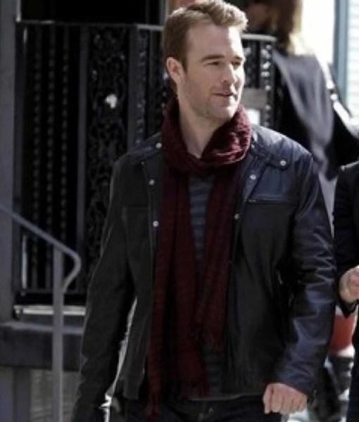 james-van-der-beek-leather-jacket