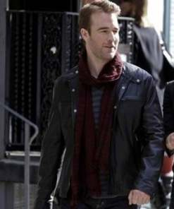 james-van-der-beek-leather-jacket