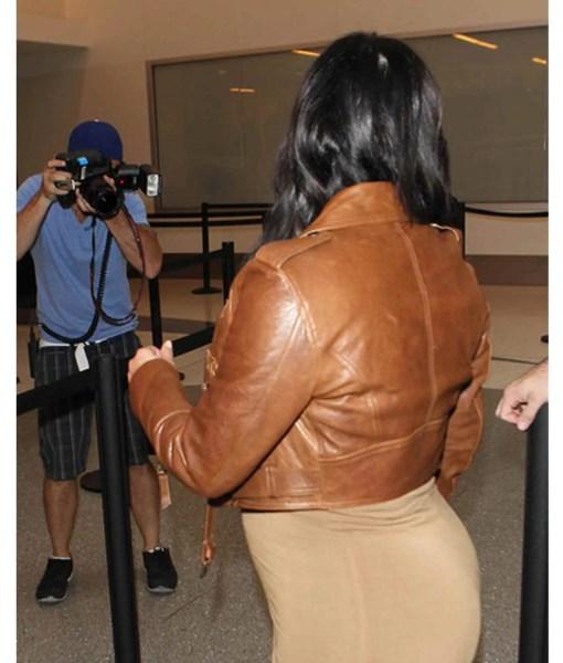 kim-kardashian-cropped-leather-jacket