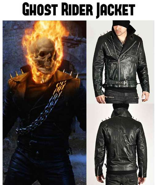 nicolas-cage-ghost-rider-spiked-black-leather-jacket