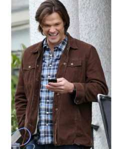 supernatural-sam-winchester-brown-jacket