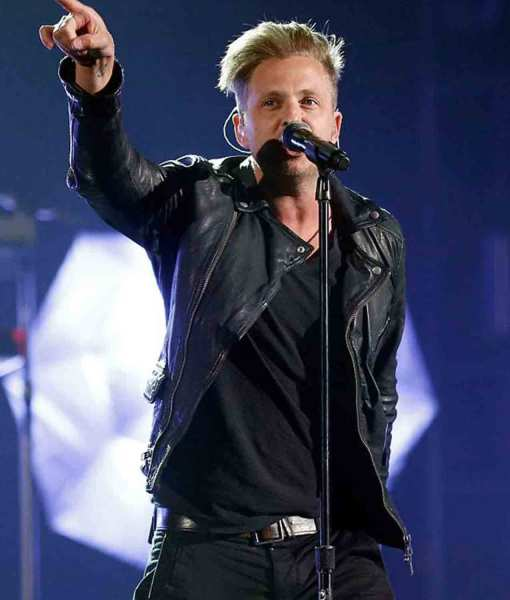 billboard-ryan-tedder-leather-jacket