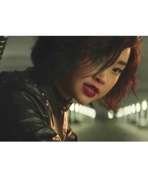 deadly-class-saya-kuroki-leather-jacket
