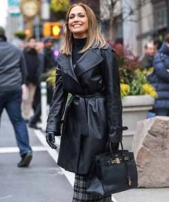 jennifer-lopez-second-act-leather-coat
