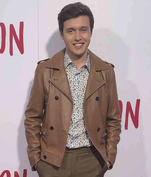 nick-robinson-leather-jacket