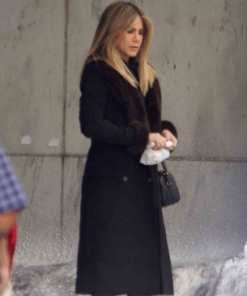 office-christmas-party-jennifer-aniston-coat
