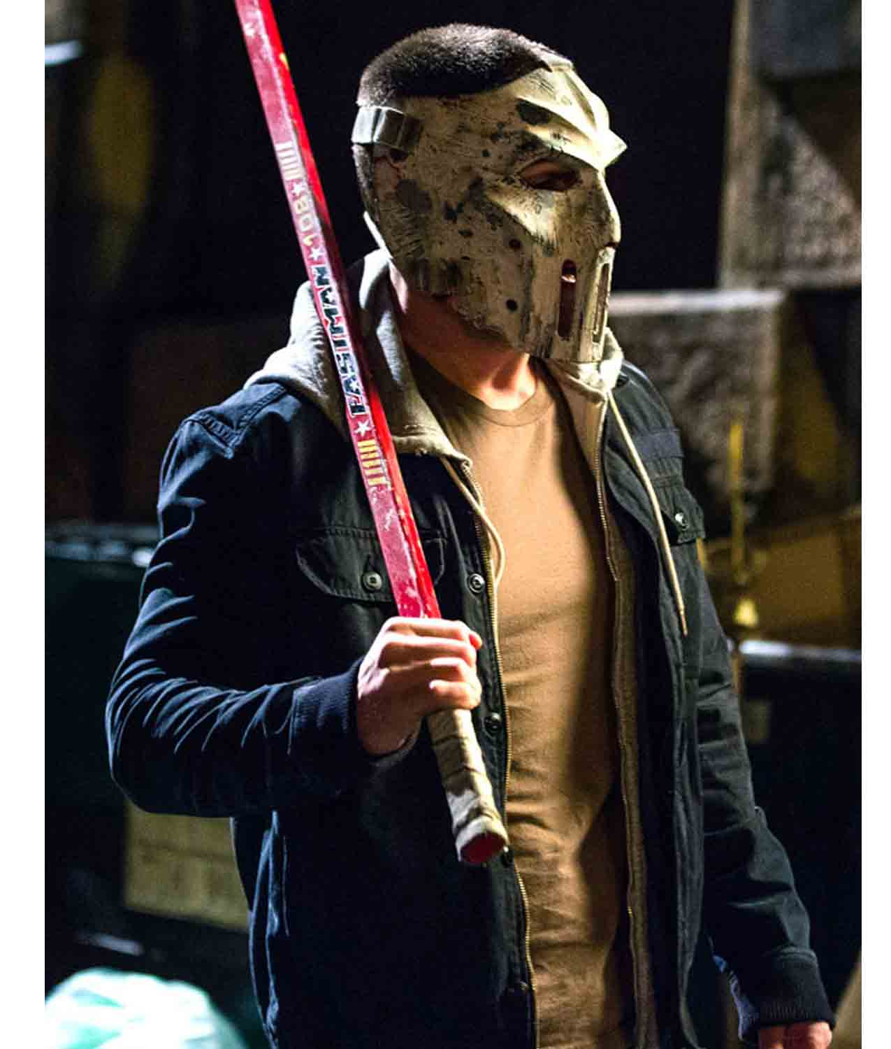 Out of The Shadows Casey Jones Jacket - Jackets Creator