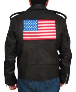 mens-black-leather-biker-jacket-with-american-flag-back-patch