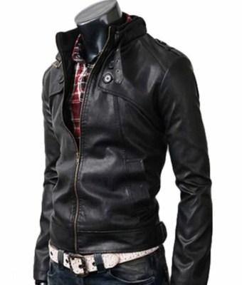 black-leather-jacket