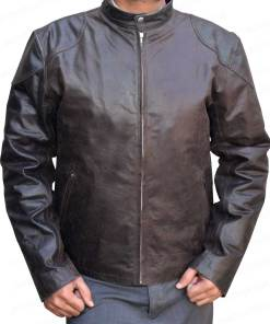 cafe-racer-brown-leather-jacket
