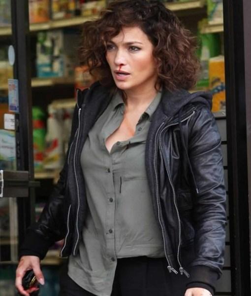 detective-harlee-santos-leather-jacket-with-hoodie