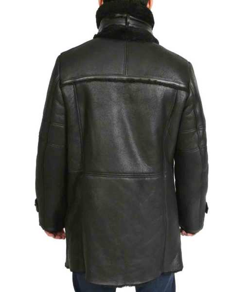 double-breasted-black-leather-sheepskin-coat-mens
