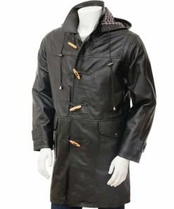 duffle-leather-coat