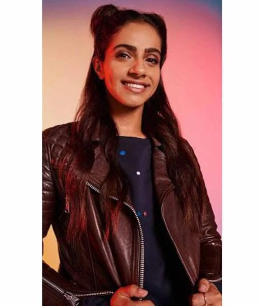 mandip-gill-doctor-who-yasmin-khan-brown-jacket