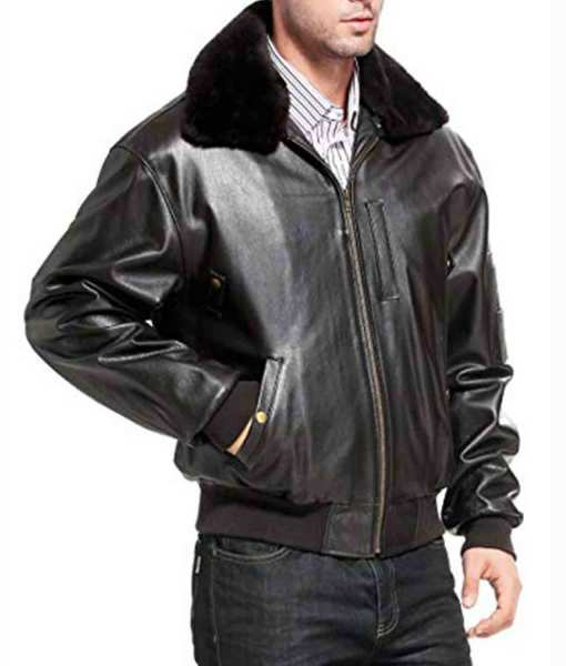 mens-bomber-jacket-with-fur-collar
