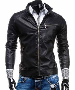 mens-slim-fit-leather-jacket