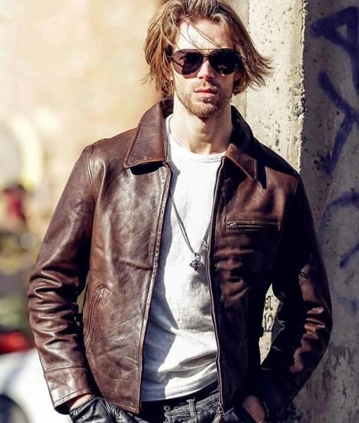 mens-vintage-brown-leather-jacket