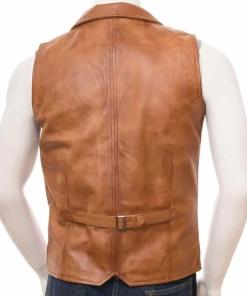 tan-leather-vest-for-men