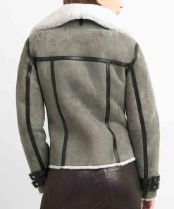 womens-motorcycle-shearling-grey-suede-jacket-