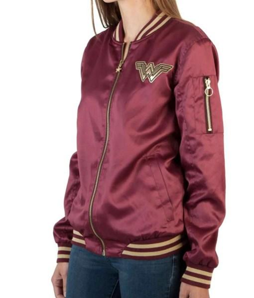 juniors-red-wonder-woman-bomber-jacket