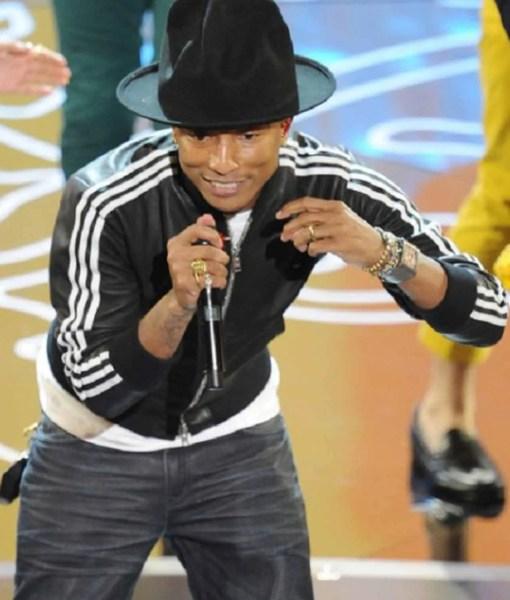 pharrell-williams-black-leather-jacket
