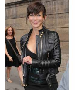sophie-marceau-leather-jacket