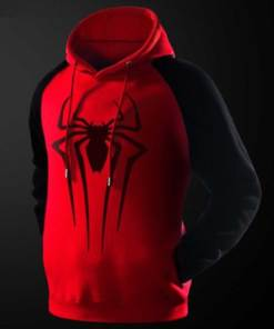 spiderman-black-and-red-hoodie